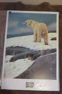 """Limited Edition print - Cyril Cox - """"Top of the World"""""""