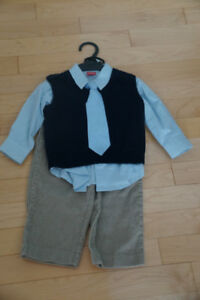 Arrow Brand 4 Piece Outfit - 12-18 month Size