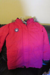 Girls Winter Jacket