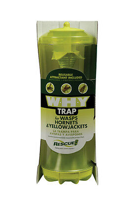 Rescue WHY Powder Yellow Jacket and Wasp Trap .781 oz