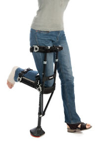 iWalk Free 2.0 - Get Off Crutches - Free Shipping Anywhere In BC