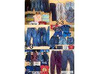 Boys clothes age 18-24/2/3/4/5
