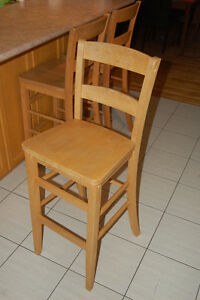 Set of 3 Bar Stools