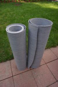 Couvre plancher type linoléum -gris