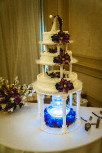 Wedding package  cake ,bouquets,centre pieces and more