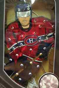 Montreal Canadians Lighted Hologram Wall Decoration.  Brand New