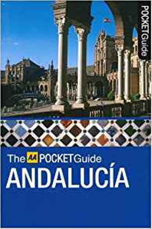 THE+AA+POCKET+GUIDE+ANDALUCIA%2C+New+Books