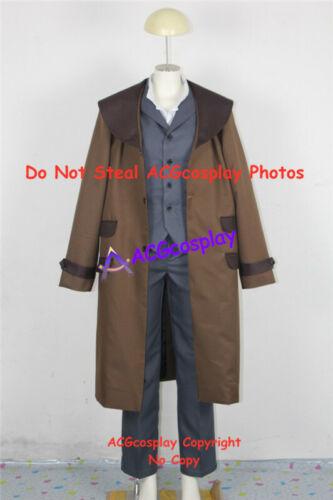 Fullmetal Alchemist Edward Elric cosplay costumes brown version