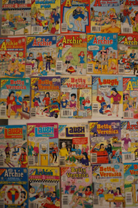 Archie Comics, Lot of  25