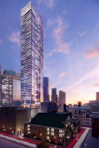 Massey Tower Assignment Across Eaton Centre On Yonge St