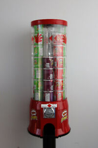 **PROMOTION PRICE** Pringles Vending Machines Passive business