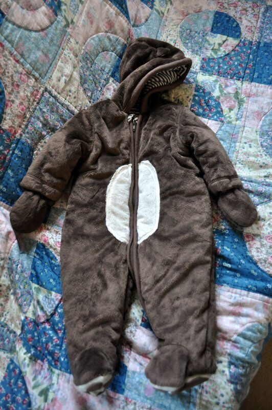 Mothercare snowsuit 6-9 months, never been worn
