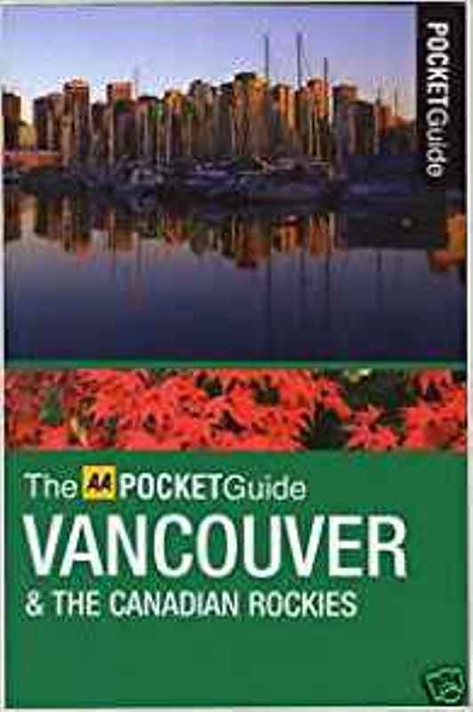 AA+Pocket+Guide+VANCOUVER+%26+ROCKIES%2C+New+Books