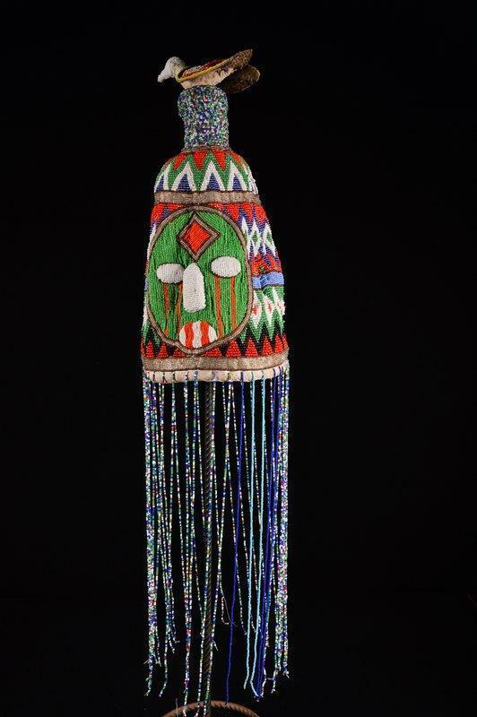 11411 An Old African Yoruba King