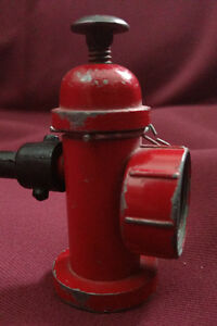 Tonka Fire Hydrant with attached Hose, works