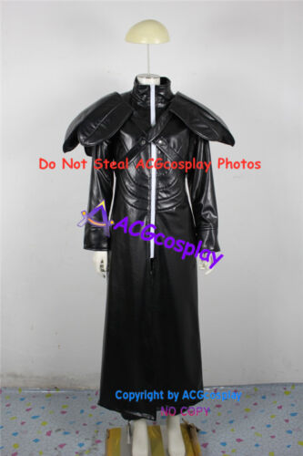 Final Fantasy VII 7 Kadaj Cosplay Costume faux leather made