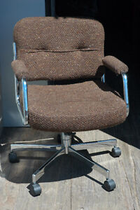 Used Brown Office Chair