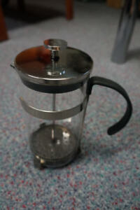Glass French Press (Bodum) 1000ml With Extra Press And Filters