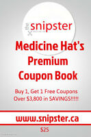 SAVE big when SPENDING $$ in Medicine Hat