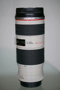 CanonEF 70-200mm f/4L IS USM