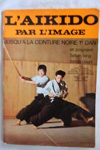 AIKIDO par image ancien livre art martiaux