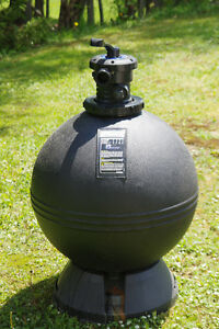 """Waterway Clear Water 26"""" Dia. Sand Filter"""