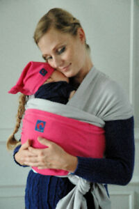gobebego Baby Carrier Sling Wrap - $25 (Vancouver and LML)