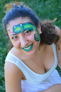 Face Paint, Balloons, Glitter Tattoos!  Parties, Picnics, & More Kitchener / Waterloo Kitchener Area image 9