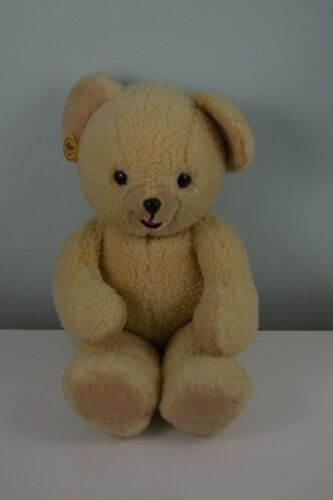 "Russ Berrie Snuggle Bear Vintage 1986 Big Large 22"" Lever Brothers Item 3147"