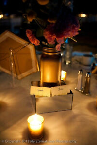 8 decorative vases / 8 vases décoratifs