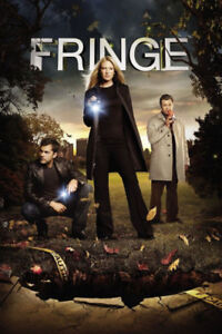Fringe complete series  - $40 - Perfect condition