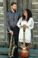 Live Music Duo: perfect for Weddings + Special Occasions
