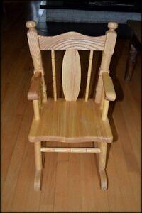 Chaise berçante pour enfant Lac-Saint-Jean Saguenay-Lac-Saint-Jean image 3