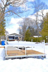 Lakefront Cottage, Orillia