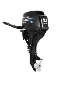 New 9.8 hp Outboards by Parsun, No. 1 Manufacturer in China