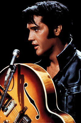 Elvis Presley Poster Print 24x36 Rock & Pop Music