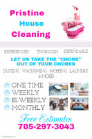Wanted: Cleaning Jobs