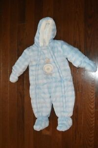 Infant Snow Suit - Size 9 months