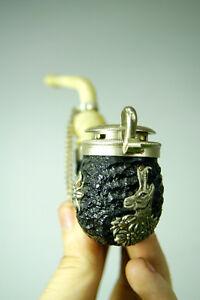 Ram Briar Pipe - Tobacco Pipe - Spirit Animal Briar Smoking Pipe Kitchener / Waterloo Kitchener Area image 1
