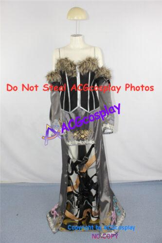 Final Fantasy X 10 Lulu Cosplay Costume