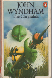 John Wyndham-The Chrysalids paperback + bonus book