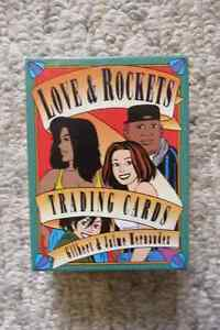 Love And Rockets Trading Cards Complete Set $12 London Ontario image 1
