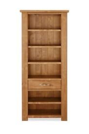 NEXT Hartford Solid oak bookcase