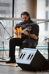 CLASSICAL/FLAMENCO GUITAR FOR YOUR EVENT Stratford Kitchener Area image 3
