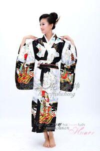 2012-New-Vintage-Yukata-Japanese-Kimono-Costume-Dress-Odi-choice-of-3-colors