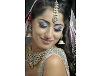 **professional makeup Artist Trained by Lubna Rafiq **