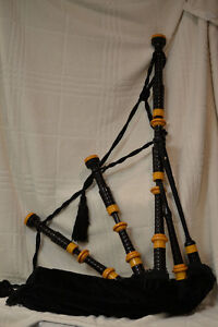 Grainger Campbell Highland Bagpipes
