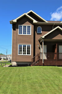 Semi-Detached Home in Dieppe. ONLY $149,500!!!