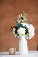 Wedding Decorations - Candle Holders