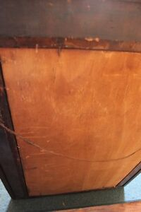 Large Antique Wood Framed Mirror     (VIEW OTHER ADS) Kitchener / Waterloo Kitchener Area image 4